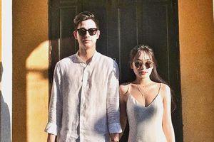 Nhan sắc xinh đẹp của bạn gái 'hot boy cầu lông' Phạm Hồng Nam