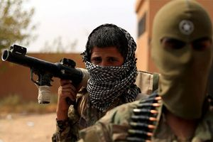 Nga cảnh báo 'trò nguy hiểm' của Mỹ với người Kurd ở Syria