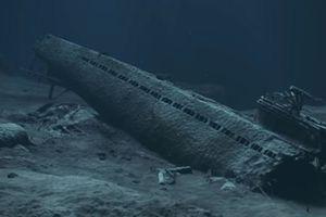 Na Uy chôn xác tàu ngầm phát xít Đức dưới đáy biển