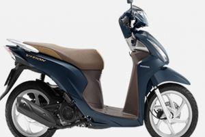 Bảng giá lăn bánh mua 2019 Honda Vision Smartkey mới nhất