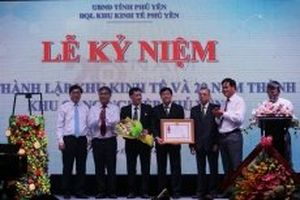 Phát huy hiệu quả kinh tế từ Khu kinh tế Phú Yên