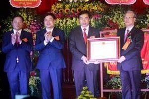 Kỷ niệm 190 năm thành lập huyện Tiền Hải, tỉnh Thái Bình