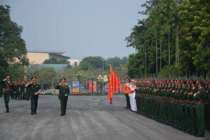 Đại tướng Ngô Xuân Lịch làm việc tại Quân đoàn 1