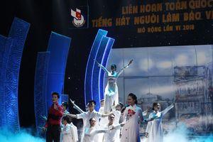 Khai mạc Liên hoan toàn quốc Tiếng hát người làm báo Việt Nam mở rộng lần thứ VI