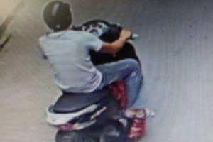 Camera 'bắt' trộm lưu động