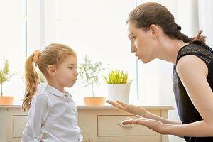 Những điều không nên nói với con