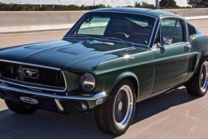 Dân chơi Nhật chi 4,21 tỷ 'dọn sạch' Ford Mustang 1968