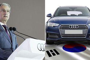 Hãng xe sang Audi bị điều tra vì làm giả số VIN