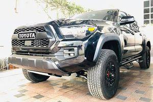 'Đập thùng' bán tải Toyota Tacoma hơn 2 tỷ tại Việt Nam