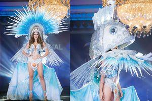 Soi trang phục đẹp, độc của thí sinh Hoa hậu Hòa bình quốc tế