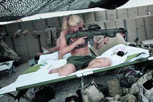 Súng trường AK do Thụy Điển chế tạo có dính dáng tới Nga không?
