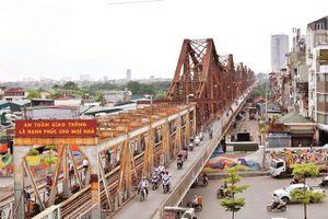 Cây cầu thế kỷ giữa lòng Thủ đô