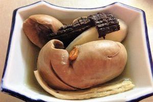 Món ngon mỗi ngày: Cật lợn hầm thuốc bắc bồi bổ cho ông xã