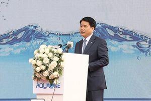 Hà Nội: Khánh thành Nhà máy nước sạch đạt chuẩn châu Âu