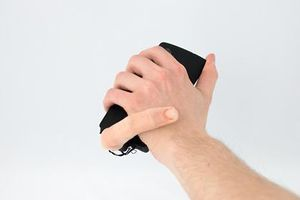 Độc lạ và đáng sợ robot… ngón tay