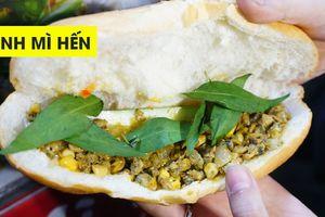 Bánh mì hến, món ăn lạ được 'săn lùng' tại Sài Thành