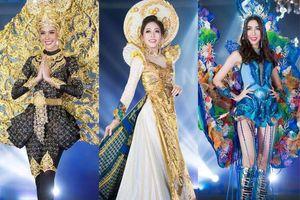 Những bộ quốc phục ấn tượng tại 'Miss Grand International 2018'