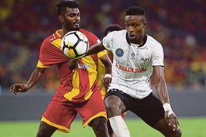 Mohamadou Sumareh sớm tạo dấu ấn cho tuyển Malaysia trước AFF Cup