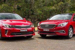 Hyundai và KIA bị yêu cầu triệu hồi 2,9 triệu chiếc ôtô