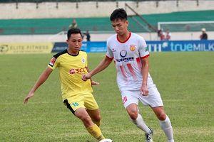 Thắng đội nhà bầu Hiển, Nam Định trụ hạng V-League