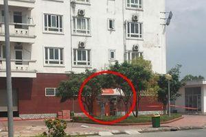 Phát hiện cây ATM bị cài chất nổ nằm sát chung cư công ty than