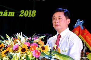 Chủ tịch UBND tỉnh: 'Không có thành công nào mà không đánh đổi bằng mồ hôi, nước mắt'