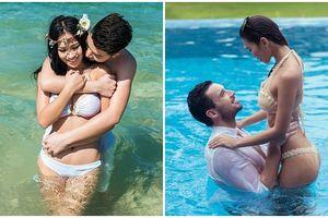 'Đẹp thì cứ khoe thôi'nhưng ảnh cưới bikini của những mỹ nữ này sẽ khiến Sĩ Thanh phải nghẹn lời