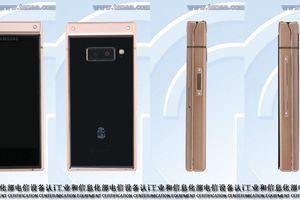 Smartphone nắp gập mới của Samsung rò rỉ hình ảnh thực tế trên TENAA