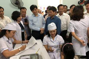 Bộ Y tế phát động chiến dịch phòng chống bệnh tay chân miệng, tránh bùng phát dịch ở diện rộng