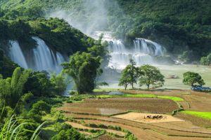 Điều chỉnh quy hoạch TP.Thái Nguyên, khu trung tâm du lịch thác Bản Giốc