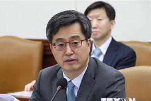 Hàn Quốc đề nghị IMF hỗ trợ nỗ lực cải cách của Triều Tiên