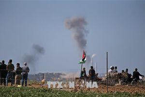 Ít nhất 6 người Palestine thiệt mạng trong vụ đụng độ tại biên giới Gaza-Israel