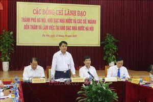Hà Nội đặt mục tiêu thu ngân sách 'nước rút' 1.300 tỷ đồng/ngày