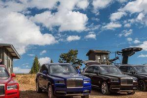 Rolls-Royce Cullinan Hybrid: SUV sang trọng, mạnh mẽ nhất thế giới