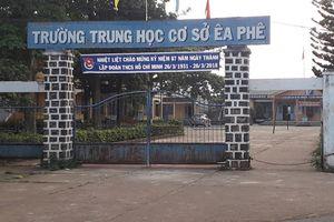 Nhận tiền chạy việc, một hiệu trưởng ở Đắk Lắk bị khởi tố