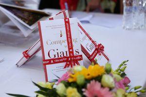 Giao lưu cùng tác giả 'Competing With Giants', cuốn sách kinh tế đầu tiên của Việt Nam do Forbes xuất bản