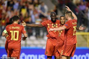 Bỉ đánh bại Thụy Sĩ với sự tỏa sáng của Lukaku