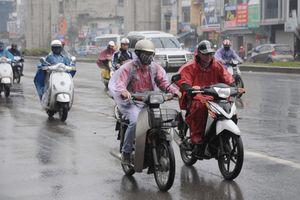 Các tỉnh duyên hải Trung Bộ sẽ có mưa dông trong ngày