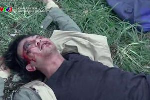 Clip hậu trường Cảnh 'soái ca' bị đánh đến chết trong Quỳnh búp bê