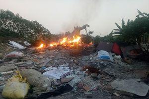 Hà Nội: UBND phường Hoàng Liệt gần 20 năm không xử lý được bãi rác gây ô nhiễm