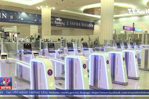 Dubai thử nghiệm 'cửa thông minh' tại sân bay