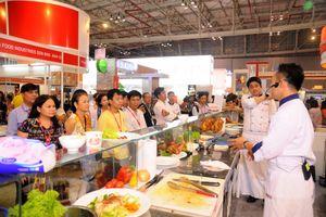 Triển lãm Food & Hotel Hanoi có sự tham gia của 150 doanh nghiệp đến từ 20 quốc gia