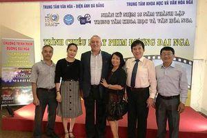 Đưa điện ảnh đương đại Nga đến với khán giả Việt Nam