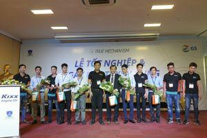 Kixx tài trợ đào tạo bác sĩ ôtô cho Việt Nam