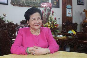 'Nữ hoàng hột vịt' Ba Huân: Tôi sẽ không dừng lại, vì ngành thực phẩm sạch