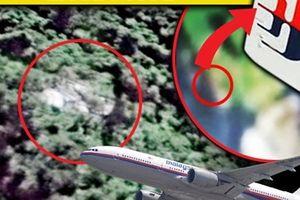 Nghi vấn phát hiện đuôi máy bay MH370 trong rừng rậm Campuchia