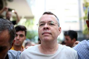 Mỹ hoan nghênh Thổ Nhĩ Kỳ thả mục sư Brunson
