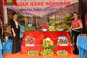 Ngày hội nông sản Thuận Châu
