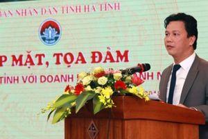 Hà Tĩnh đối thoại với 200 doanh nghiệp