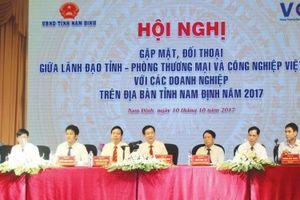 Nam Định tạo điều kiện tốt nhất cho nhà đầu tư, doanh nghiệp